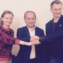 Common goal: democracy. The first meeting of the ODF with Mukhtar Ablyazov